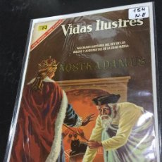 Livros de Banda Desenhada: NOVARO VIDAS ILUSTRES NUMERO 154 NORMAL ESTADO. Lote 200277992