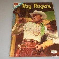 Tebeos: ROY ROGERS # 217 NOVARO ABRIL 1970 MUY BUEN ESTADO. Lote 200285052