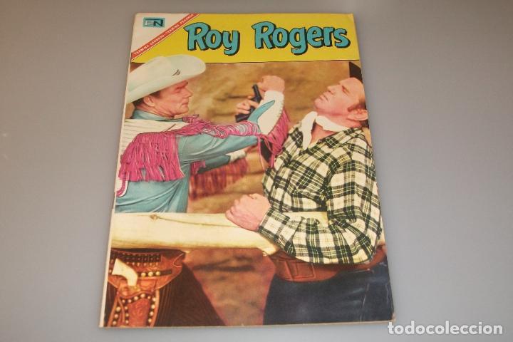 ROY ROGERS 181 NOVARO MUY BUEN ESTADO (Tebeos y Comics - Novaro - Roy Roger)