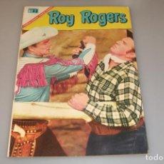 Tebeos: ROY ROGERS 181 NOVARO MUY BUEN ESTADO. Lote 200285286