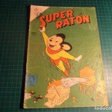 Tebeos: EL SUPER RATON. N° 92. NOVARO. Lote 200321922