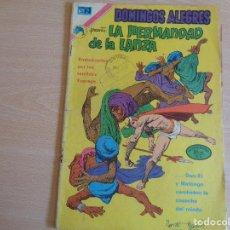 Giornalini: DOMINGOS ALEGRES Nº 972. LA HERMANDAD DE LA DANZA. NOVARO1972. Lote 200354211