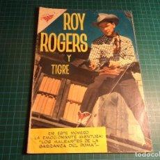 Tebeos: ROY ROGERS. N° 83. NOVARO. Lote 200354895