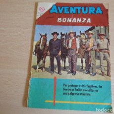 Tebeos: AVENTURA BONANZA Nº 331. NOVARO 1962.. Lote 200569127