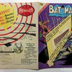Tebeos: BATMAN #355 - NOVARO 1966 - MUY BUEN ESTADO - BATMAN & EL HOMBRE ELÁSTICO - SPANISH MEXICAN COMIC . Lote 200648780