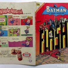 Tebeos: BATMAN #462 - NOVARO 1969 - BUEN ESTADO - FLASH - SPANISH MEXICAN COMIC. Lote 200648996