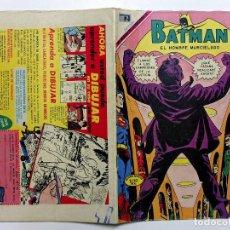 Tebeos: BATMAN #500 - NOVARO 1969 - MUY BUEN ESTADO - CAMPEONES DE LA JUSTICIA - JLA - SPANISH MEXICAN COMIC. Lote 200649183