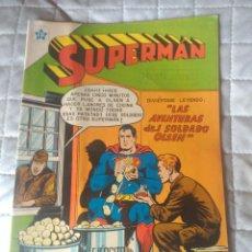 Tebeos: SUPERMÁN NOVARO Nº 155. Lote 200835127