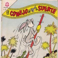 Tebeos: EL CONEJO DE LA SUERTE NUM. 203 5 PESETAS --SOLICITE LOS NÚMEROS QUE LE FALTEN -. Lote 200885036