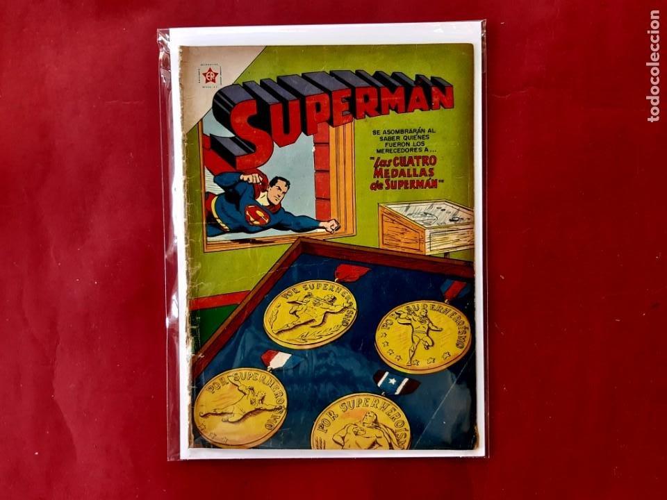 SUPERMAN Nº 87 BUEN ESTADO LEER DESCRIPCIÓN (Tebeos y Comics - Novaro - Superman)