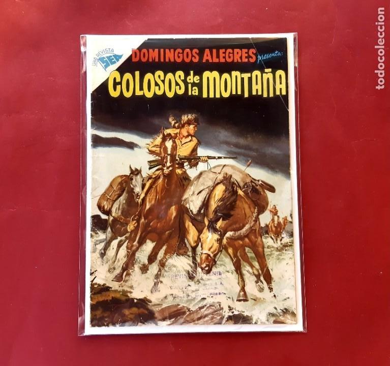 DOMINGOS ALEGRES Nº 188 EXCELENTE ESTADO (Tebeos y Comics - Novaro - Domingos Alegres)