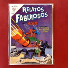 Tebeos: RELATOS FABULOSOS Nº 55 IMPECABLE ESTADO VER FOTOS. Lote 201905032