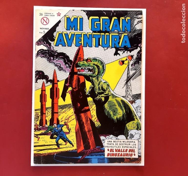 MI GRAN AVENTURA Nº 41 EXCELENTE ESTADO (Tebeos y Comics - Novaro - Sci-Fi)