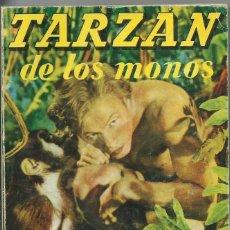 Tebeos: TARZAN DE LOS MONOS. Lote 201932246