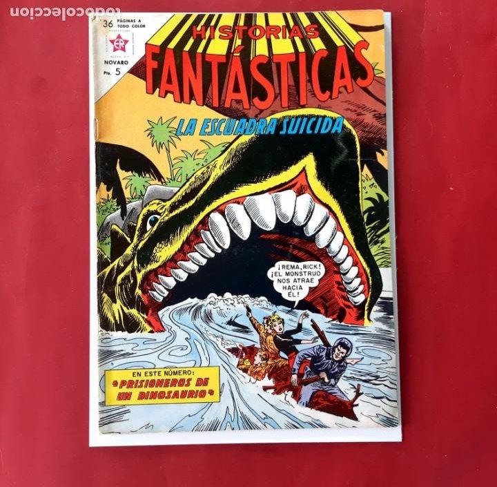 HISTORIAS FANTASTICAS Nº 87 EXCELENTE ESTADO (Tebeos y Comics - Novaro - Sci-Fi)