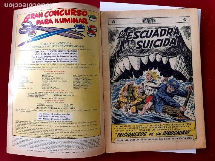 Tebeos: HISTORIAS FANTASTICAS Nº 87 EXCELENTE ESTADO - Foto 3 - 201955418
