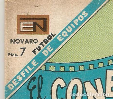 Tebeos: BUGS EL CONEJO DE LA SUERTE Nº 284 ED NOVARO AÑO 1968 FOTOS FUTBOL MEMORIA DEPORTIVA - Foto 2 - 202001237