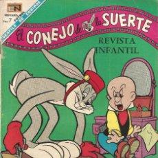Tebeos: BUGS EL CONEJO DE LA SUERTE Nº 304 ED NOVARO AÑO 1969 FOTOS FUTBOL MEMORIA DEPORTIVA. Lote 202002206