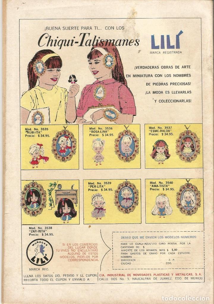 Tebeos: BUGS EL CONEJO DE LA SUERTE Nº 304 ED NOVARO AÑO 1969 FOTOS FUTBOL MEMORIA DEPORTIVA - Foto 4 - 202002206
