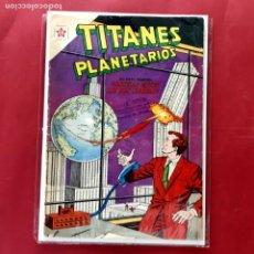 Tebeos: TITANES PLANETARIOS Nº 153 EXCELENTE ESTADO. Lote 202007643