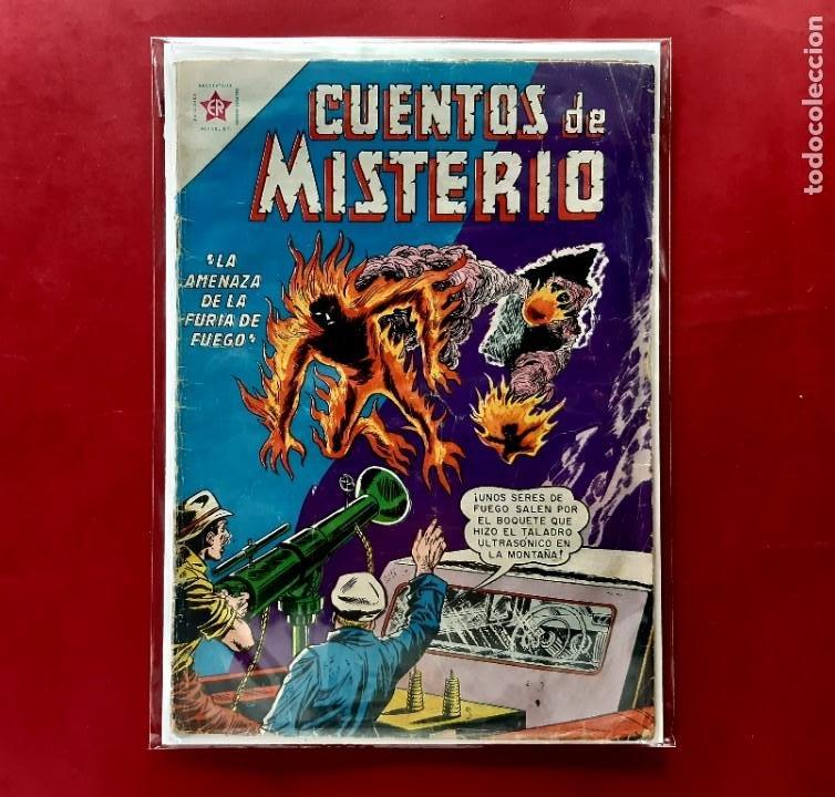 CUENTOS DE MISTERIO Nº 31 BUEN ESTADO (Tebeos y Comics - Novaro - Sci-Fi)