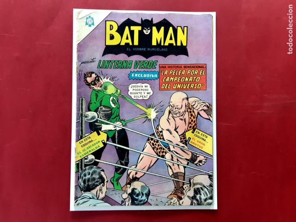 BATMAN Nº 332 BUEN ESTADO (Tebeos y Comics - Novaro - Batman)