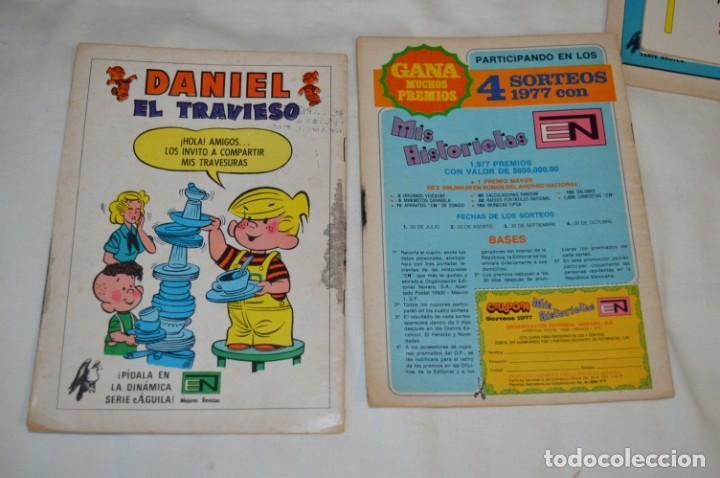 Tebeos: Serie AGUILA / NOVARO - Años 70 / 4 Ejemplares EL PÁJARO LOCO - ¡Mira fotos y detalles! - Foto 5 - 202705280