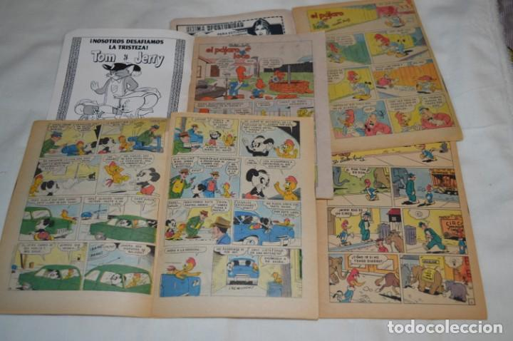 Tebeos: Serie AGUILA / NOVARO - Años 70 / 4 Ejemplares EL PÁJARO LOCO - ¡Mira fotos y detalles! - Foto 6 - 202705280