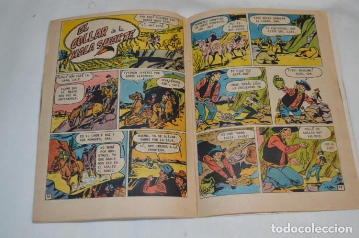 Tebeos: Serie AGUILA / NOVARO - Años 70 / 3 Ejemplares DIFERENTES COLECCIONES - ¡Mira fotos y detalles! - Foto 3 - 202707138