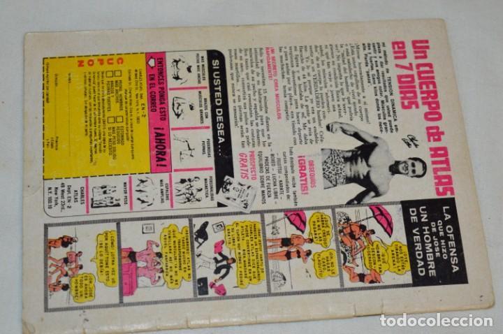 Tebeos: Serie AGUILA / NOVARO - Años 70 / 3 Ejemplares DIFERENTES COLECCIONES - ¡Mira fotos y detalles! - Foto 4 - 202707138