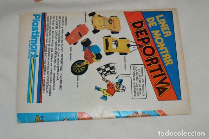 Tebeos: Serie AGUILA / NOVARO - Años 70 / 3 Ejemplares DIFERENTES COLECCIONES - ¡Mira fotos y detalles! - Foto 7 - 202707138
