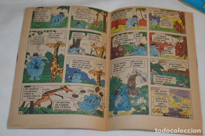 Tebeos: Serie AGUILA / NOVARO - Años 70 / 3 Ejemplares DIFERENTES COLECCIONES - ¡Mira fotos y detalles! - Foto 9 - 202707138