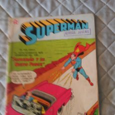 Tebeos: SUPERMAN NOVARO Nº 145. Lote 202789022