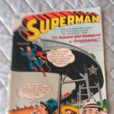 Tebeos: SUPERMAN NOVARO Nº 42. Lote 202792121