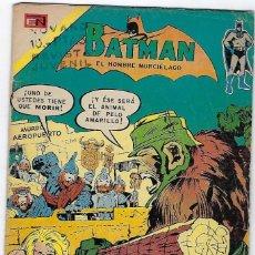 Tebeos: BATMAN - EL HOMBRE MURCIÉLAGO, AÑO XXII, Nº 728, ABRIL 4 DE 1974 ***EDITORIAL NOVARO***. Lote 202983880