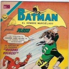Tebeos: BATMAN - EL HOMBRE MURCIÉLAGO, AÑO XX, Nº 649, SEPTIEMBRE 28 DE 1972 ***EDITORIAL NOVARO***. Lote 202986155