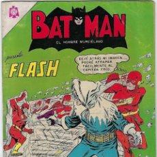 Tebeos: BATMAN - EL HOMBRE MURCIÉLAGO, AÑO XIII, Nº 314, MARZO 17 DE 1966 ***EDITORIAL NOVARO***. Lote 202989660