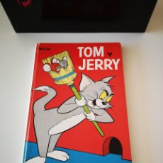 Tebeos: TOM Y JERRY COMIC COLECCION TELE POPULAR EDICIONES LAIDA FHER-1969 BUEN ESTADO EN GENERAL TEBEO. Lote 203175080