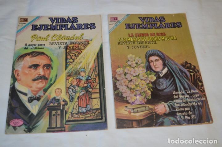 Tebeos: 22 Tebeos / Comics -- NOVARO / SEA -- Antiguos / Diferentes épocas, personajes y títulos - ¡Mira! - Foto 12 - 203274086