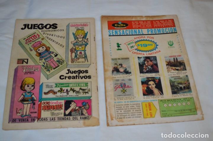 Tebeos: 22 Tebeos / Comics -- NOVARO / SEA -- Antiguos / Diferentes épocas, personajes y títulos - ¡Mira! - Foto 19 - 203274086