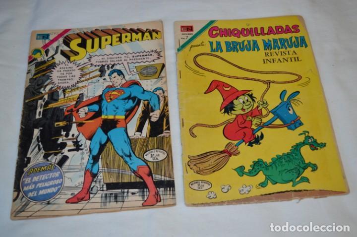 Tebeos: 22 Tebeos / Comics -- NOVARO / SEA -- Antiguos / Diferentes épocas, personajes y títulos - ¡Mira! - Foto 20 - 203274086