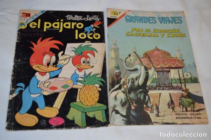 Tebeos: 22 Tebeos / Comics -- NOVARO / SEA -- Antiguos / Diferentes épocas, personajes y títulos - ¡Mira! - Foto 26 - 203274086