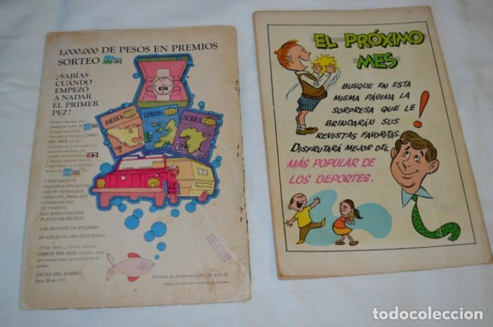 Tebeos: 22 Tebeos / Comics -- NOVARO / SEA -- Antiguos / Diferentes épocas, personajes y títulos - ¡Mira! - Foto 27 - 203274086