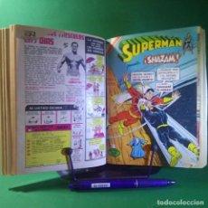 Tebeos: 11 COMIC SUPERMAN-BATMAN-EL FANTASMA - NOVARO (ENCUADERNADO). Lote 203339241