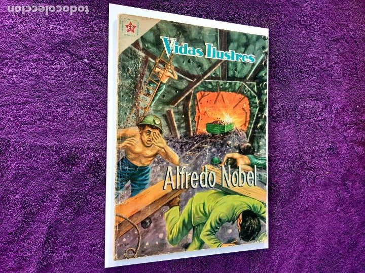 VIDAS ILUSTRES Nº 42 NOVARO (Tebeos y Comics - Novaro - Vidas ilustres)