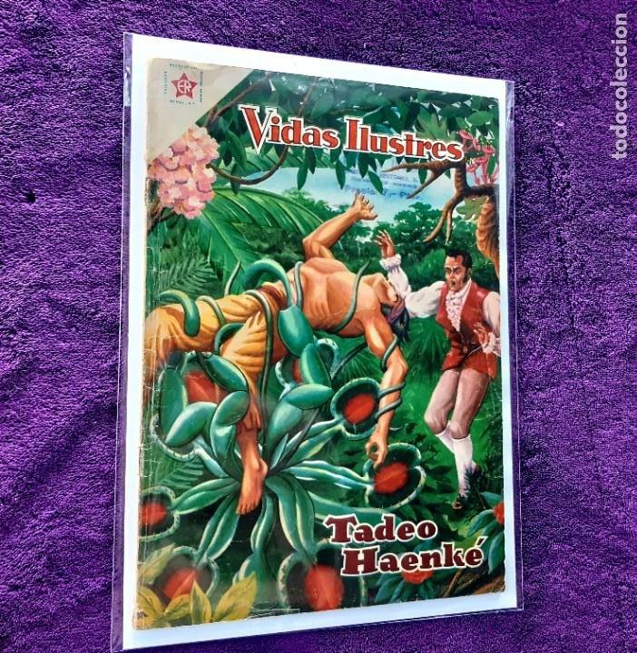 VIDAS ILUSTRES Nº 43 NOVARO (Tebeos y Comics - Novaro - Vidas ilustres)