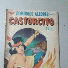 Tebeos: DOMINGOS ALEGRES N° 223 - CASTORCITO! - ORIGINAL EDITORIAL NOVARO. Lote 203429838