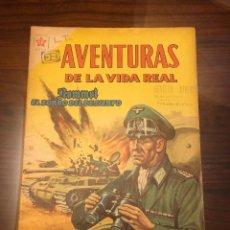 Livros de Banda Desenhada: LOTE AVENTURAS DE LA VIDA REAL NOVARO NUMEROS 2,19,23 Y 72. Lote 203556476