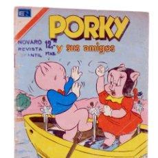 Livros de Banda Desenhada: PORKY Y SUS AMIGOS 393. NOVARO, 1976. SERIE ÁGUILA. Lote 203808691