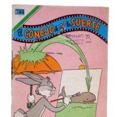 Tebeos: EL CONEJO DE LA SUERTE BUGGS BUNNY 527. NOVARO, 1977. SERIE ÁGUILA. Lote 213398621